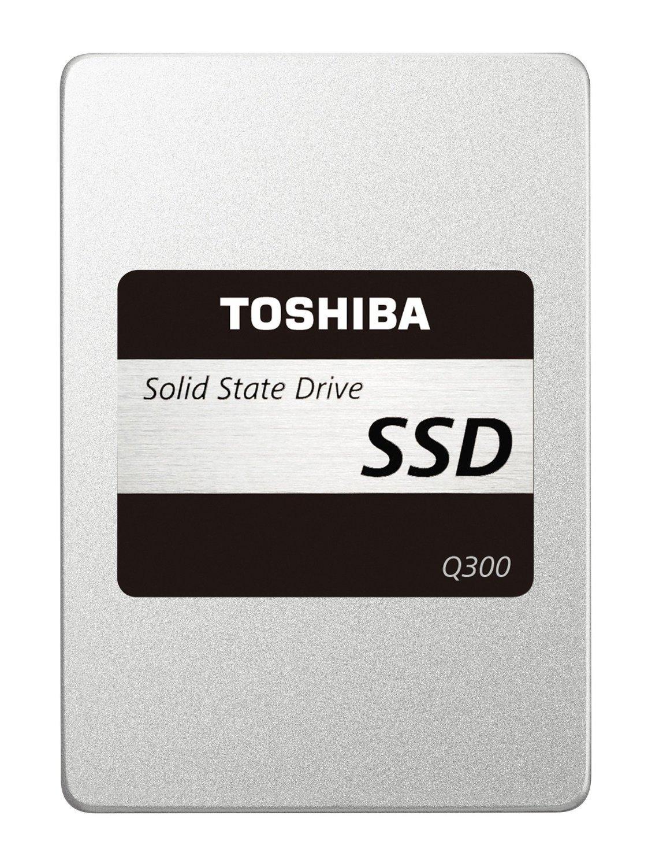 "SSD interne 2,5"" Toshiba Q300 (Mémoire TLC) - 240 Go"