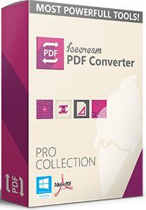 Logiciel Icecream PDF Converter Pro gratuit sur PC