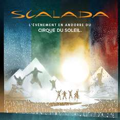 Places gratuites pour le Cirque du Soleil en Andorre