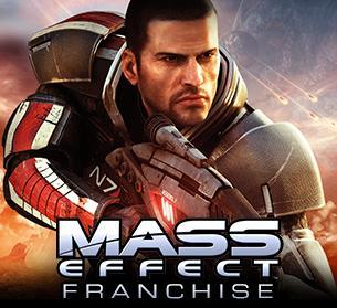 Mass Effect 1 + Mass Effect 2 Digital Deluxe sur PC (Dématérialisés)