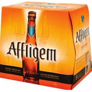 Pack de Bouteilles de Bière Affligem - 12 x 25cl