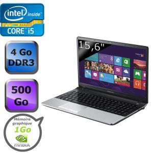 """PC Portable 15"""" Samsung NP300E5C-S05FR - i5-3210M (avec ODR de 100€)"""