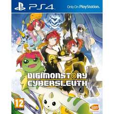 Digimon Story Cyber Sleuth sur PS4 (Anglais)
