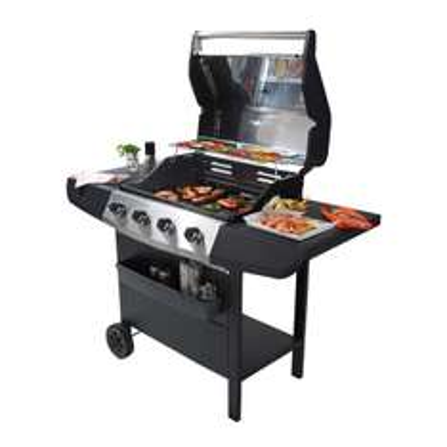 Barbecue à gaz Ultar (11,88 kW)