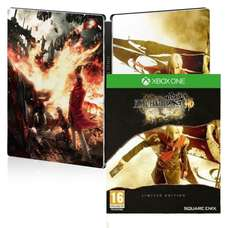 Final Fantasy Type 0 HD - Edition Limitée (Steelbook) sur Xbox One