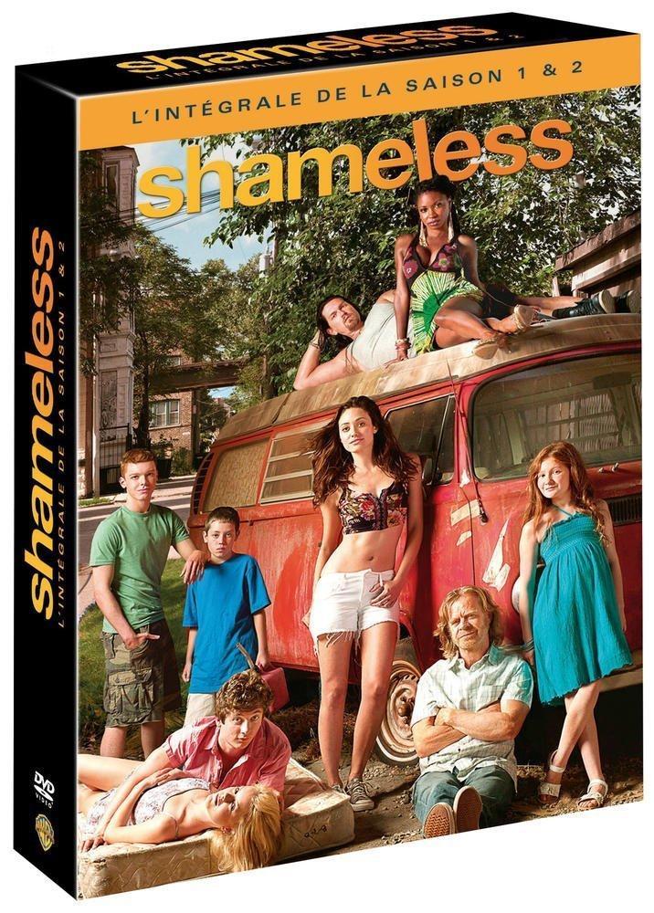 Coffret DVD Shameless (US) - L'intégrale des Saisons 1 et 2