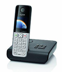 Téléphone fixe sans fil Siemens Gigaset C300A (6.5€ de frais de port)