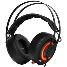 Casque Gamer SteelSeries Siberia 650 - Noir (PC)