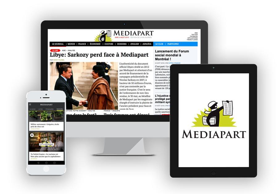 [Nouveaux Clients] Une semaine d'accès gratuit à Mediapart