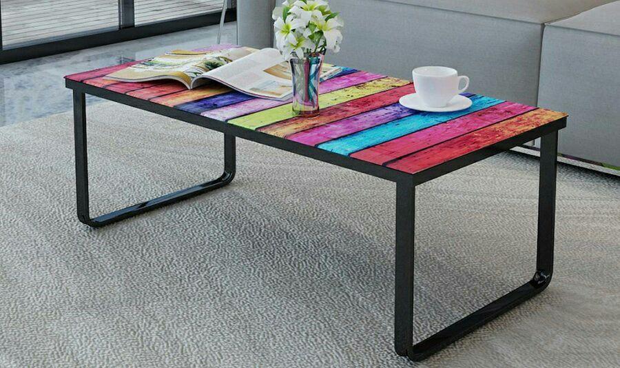 Table basse verre trempé - Différents modèles