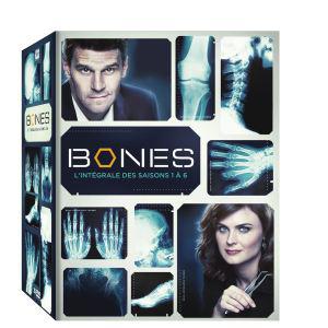 Intégrale DVD Bones [6 saisons]