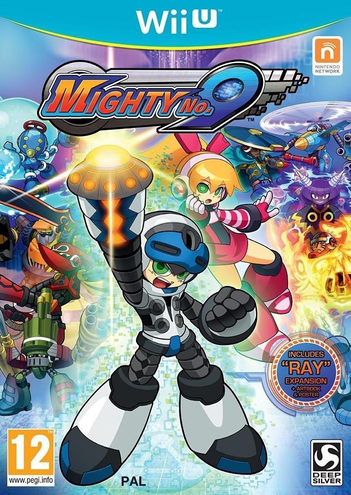 Mighty No. 9 sur Wii U