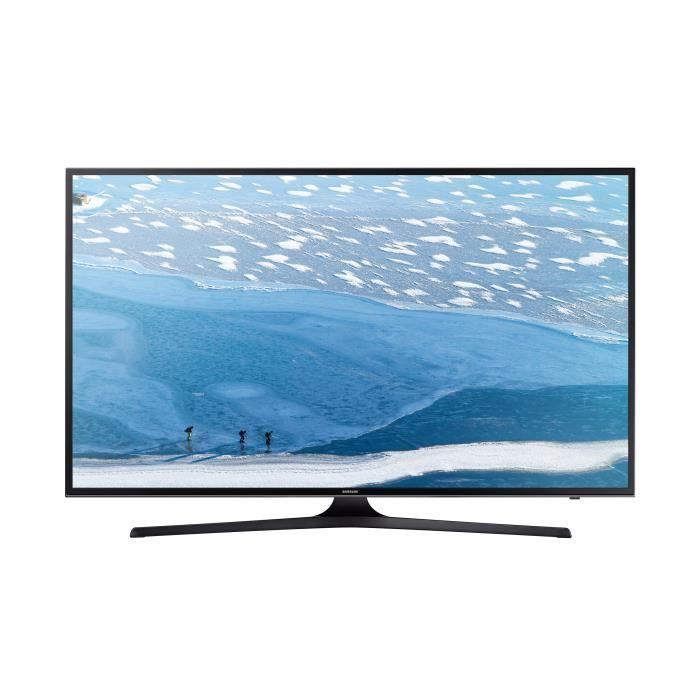 "TV LED 55"" Samsung UE55KU6000KXZF - UHD 4K (avec ODR de 119.99€)"