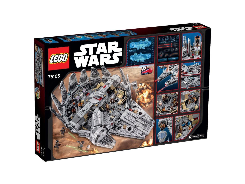 LEGO Star Wars - Falcon Millennium 75105