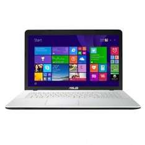 """Sélection de PC portables Asus reconditionnés en promotion - Ex : 17.3"""" F751LJ-TY064H (i3-5010U, 6 Go de RAM, 1 To, blanc)"""