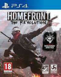 Homefront : The Révolution (Day One Edition) sur PS4, Xbox One et PC