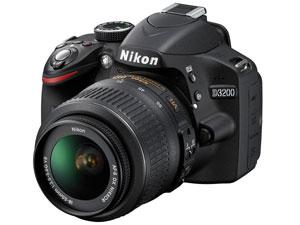 Appareil photo Reflex Nikon D3200 + 18-55VR