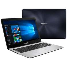 "PC Portable 15.6"" Asus R558UQ-DM358T - Full HD, i5-6200U 2.3 GHz; RAM 8 Go, HDD 1 To + SSD 128 Go, 940M"