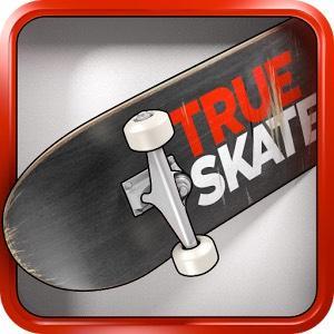 Jeu True Skate gratuit sur iOS (au lieu de 1.99€)