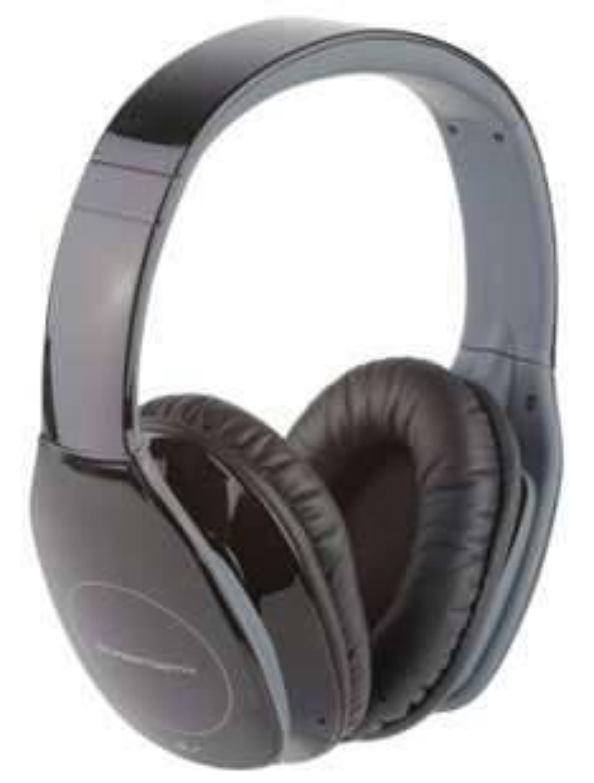 Casque sans fil Supertooth Freedom Bluetooth/NFC Noir