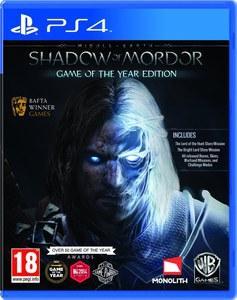 La Terre Du Milieu : L'Ombre du Mordor sur PS4 - GOTY édition