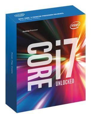 Processeur Intel i7-6700K - 4 GHz, Socket LGA 1151