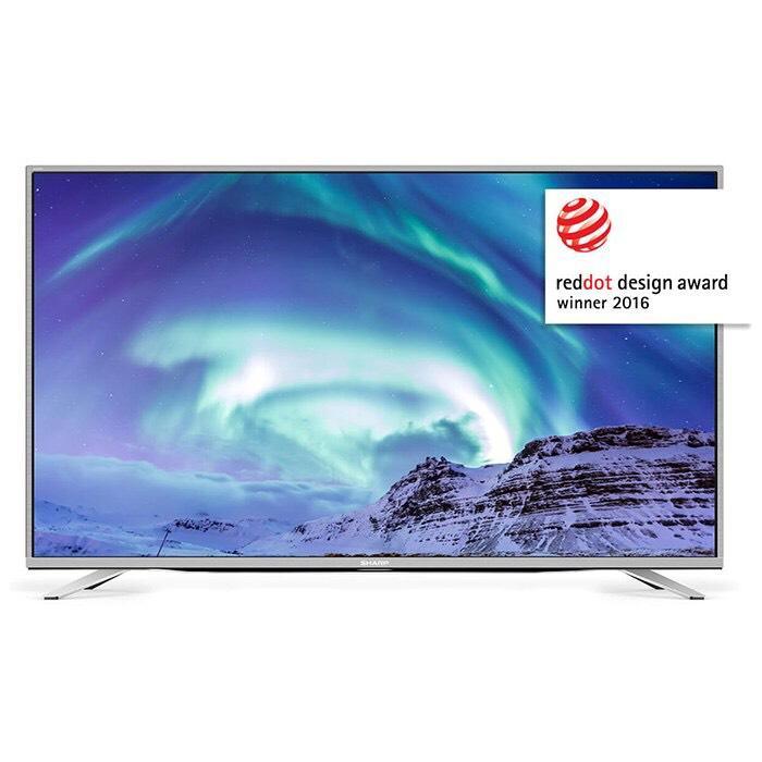 TV 55'' Sharp LC-55CUF8462ES - UHD 4K, Smart TV, Wifi
