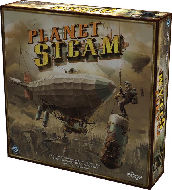 Sélection d'articles en promotion - Ex : Planet Steam