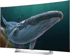 "TV 55"" incurvée LG 55EG910V - full HD, OLED, 3D, smart TV"