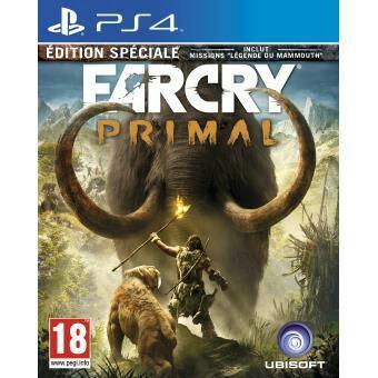 Sélection de jeux PS4 / Xbox One en promo - Ex: Far Cry Primal sur PS4 et Xbox One / PC
