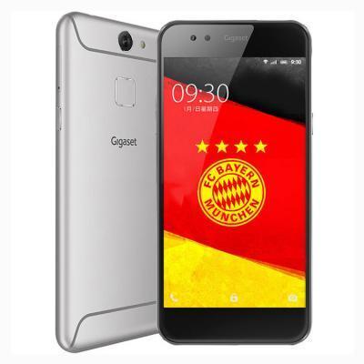 """Smartphone 5"""" Gigaset ME Pure - 4G, 3 Go de RAM, 32 Go, blanc ou gris"""
