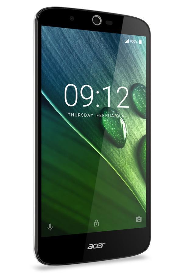"Smartphone 5.5"" Acer Liquid Zest Plus - 5000 mAh, bleu"