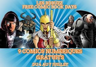 9 Comics dématérialisé gratuits