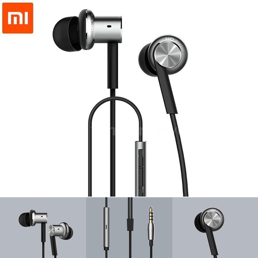 Écouteurs intra-auriculaires Xiaomi Hybrid (avec microphone)
