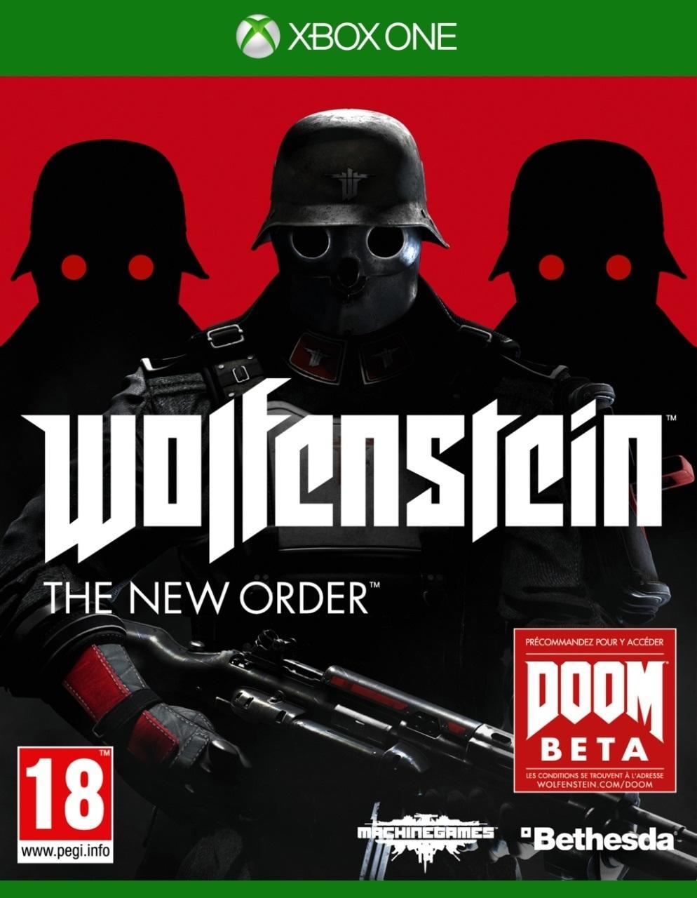 Wolfenstein: The New Order sur Xbox One