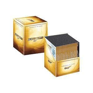 Coffret James Bond : 22 DVD Edition Cube Limitée