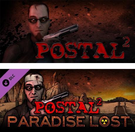 Bundle Postal 2 + DLC Paradise Lost sur PC (Dématérialisé - Steam)