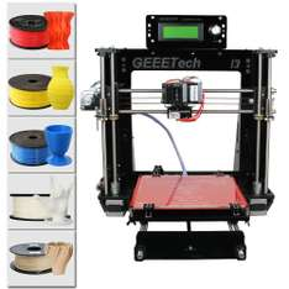 Imprimante 3D Geeetech Acrylique Reprap Prusa i3 Pro B