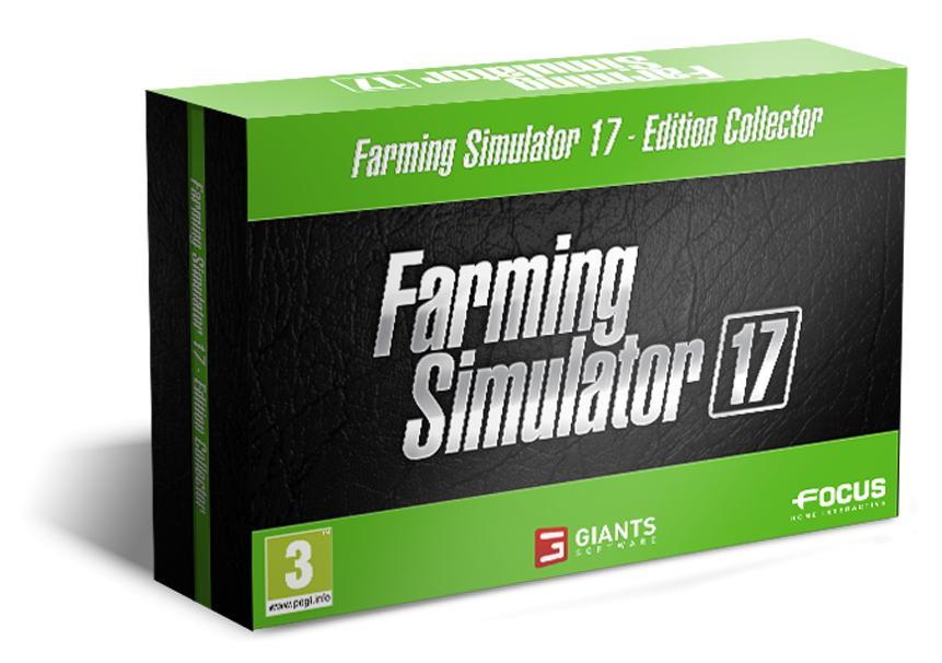 Farming Simulator 17 PC Edition Collector