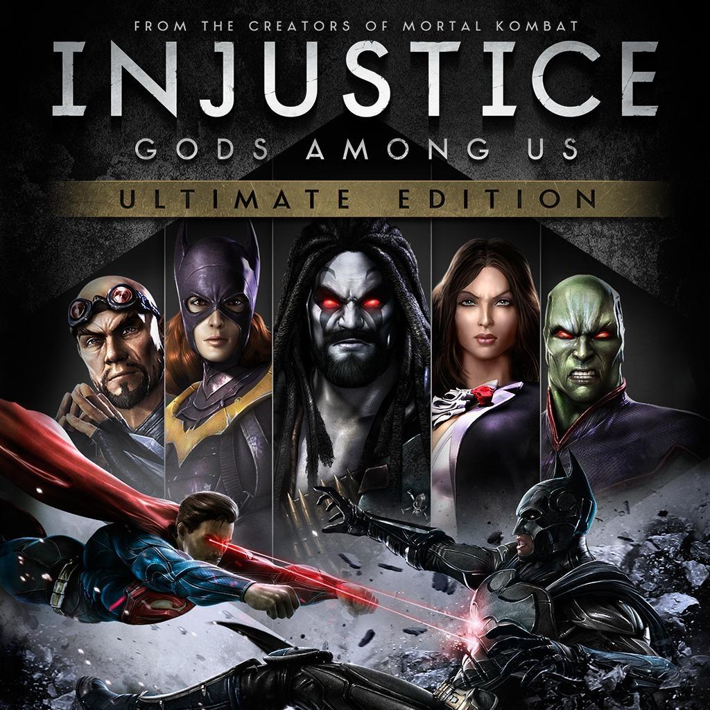 Jeux en promo (Dématérialisés) - Ex: Batman: Arkham Knight à 14,42€, Lara Croft & the Temple of Osiris ou Injustice Gods Among Us Ultimate Edition sur PS4