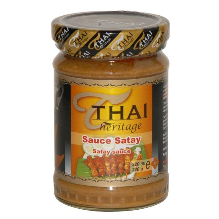 Sauce Satay 240g Thai Heritage