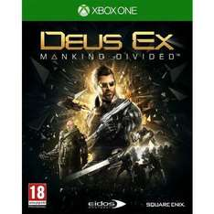 Deus Ex: Mankind Divided  Édition Day One sur Xbox One et PS4