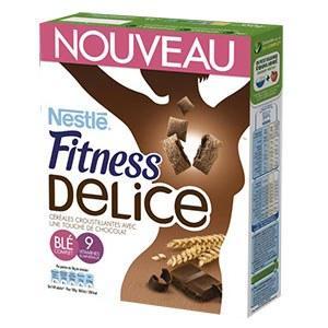2 Boîtes de Céréales Nestlé Fitness Délice 350g (via BDR de 1.50€)