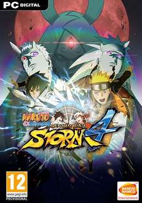 Naruto Shippūden: Ultimate Ninja Storm 4 sur PC (dématérialisé)