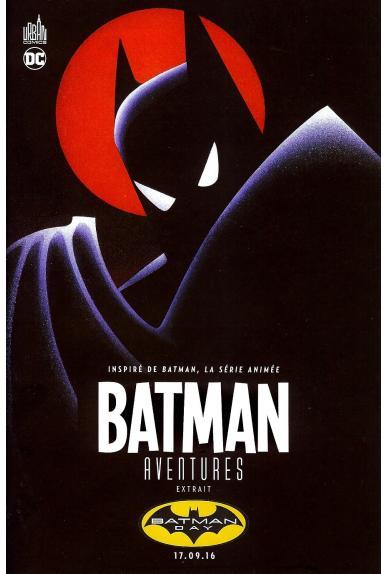 Sélection d'offres promotionnelles - Ex : comics Batman Aventures offert (frais de port à 5.4€)