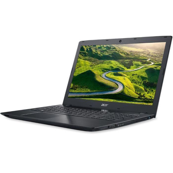 "PC Portable 15.6"" Acer Aspire E5-575G-774K - Full HD, i7+950M, 1To DD+128Go SSD"