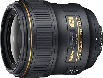 Objectif Nikon AF-S Nikkor 35 mm f1.4 G