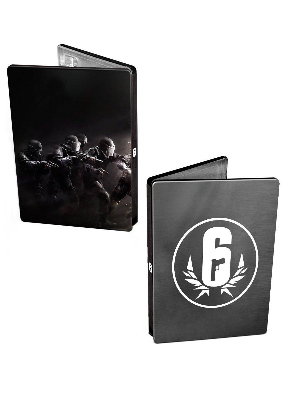 Rainbow Six Siege + Steelbook sur PC