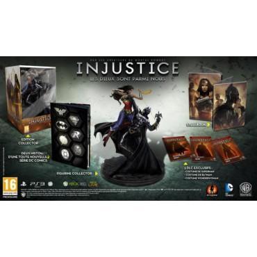 Injustice : Les dieux sont parmi nous - Édition Collector sur PS3