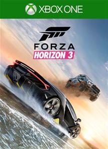 Forza Horizon 3 sur Xbox One